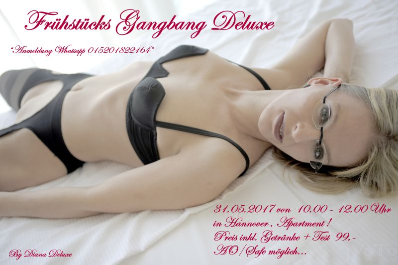 gangbang partys diana deluxe hannover