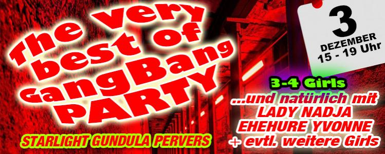 The very best of GangBang-Party ,mit 3-4 AO Girls - 03.12