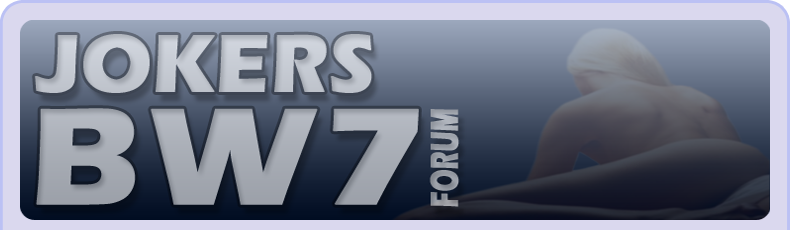 JOKERS BW7 Forum
